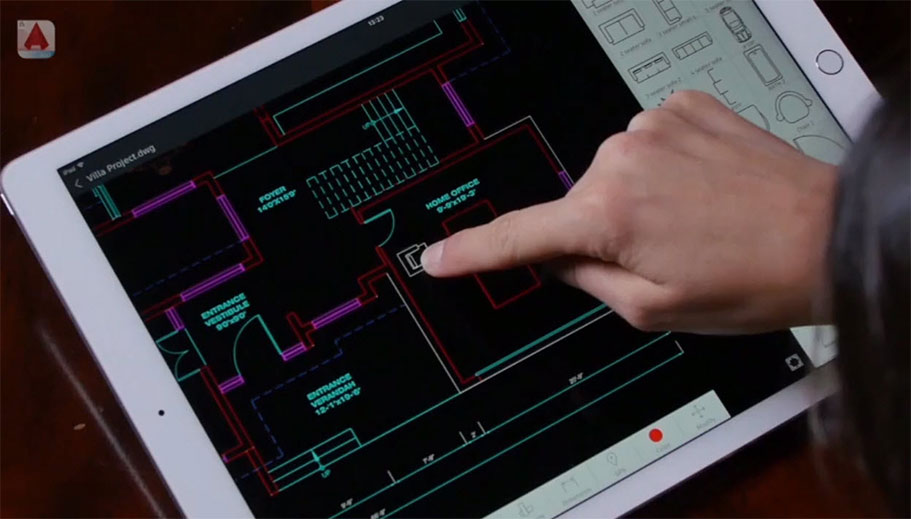 Cad For Ipad Pro